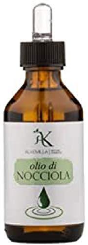 Olio Vegetale Bio Nocciole 100 ml - Alkemilla