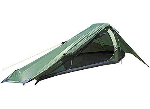Summit Eiger Trekker 2 Person Trekker Tent Hiking Outdoors Two Person Tent Double - Green