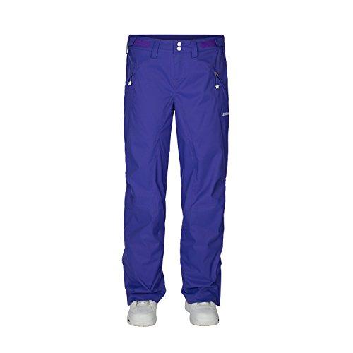Zimtstern Damen Pants Snow Slender Women' Gr. S, Violett - Violett