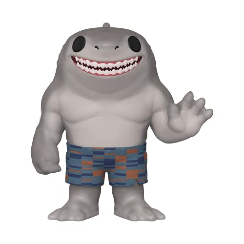 Funko 56019 POP Movies The Suicide Squad, King Shark