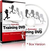 CrazyTalk Animator Training DVD Englisch