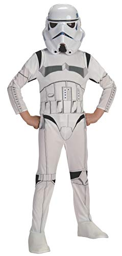 Rubie's Costume Star Wars Classic Stormtrooper Child Costume, Large