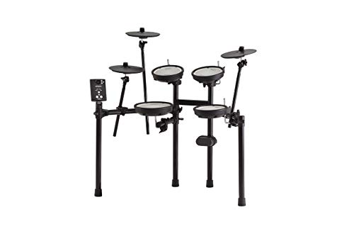 Roland TD-1DMK elektronisches Drumkit mit Mesh-Heads, Das V-Drum TD-1DMK ist ein elektronisches Schlagzeug mit der legendären Roland Qualität