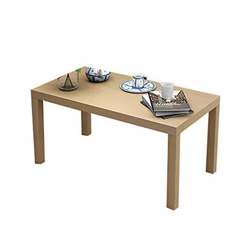AJZXHE Table basse multifonctionnelle simple, mini table carrée de table d'appoint de canapé Bureau simple