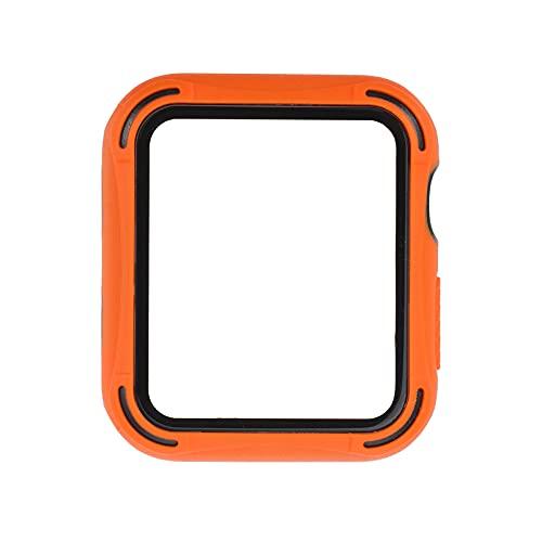 UKCOCO TPU Orologio Protector Tutto Intorno Caso di Alta Definizione Ultra- Sottile della Copertura Compatibile per Iwatch Serie 6