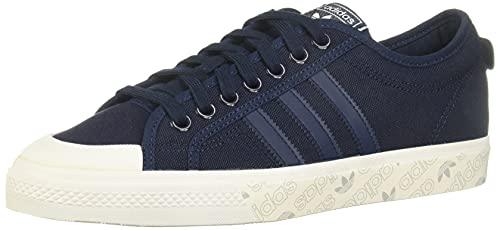 Adidas Nizza Zapatillas para Hombre, Color Collegiate Navy/Collegiate Navy/Grey, 10.5
