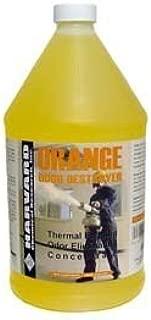 Harvard Chemical - Orange Odor Destroyer - Thermal Fogging Odor Eliminating Concentrate - 1 Gallon