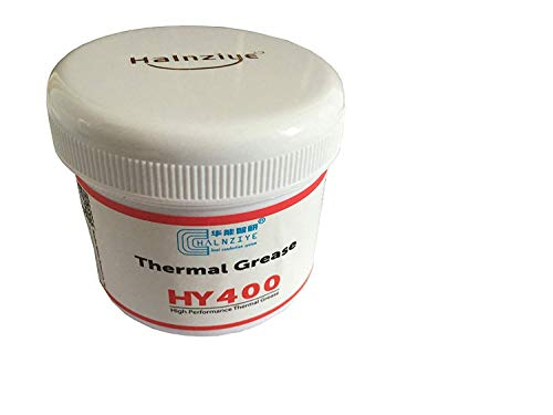 HK-part HY400 100g White Thermal Grease...
