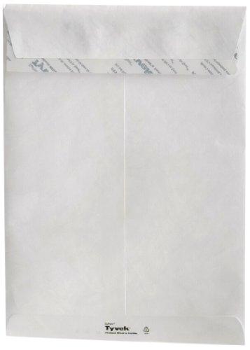 Tyvek 551024C5229mm x 162mm Pocket Umschlag–weiß (100Stück)