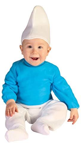Enanito azul baby (1-12 meses)