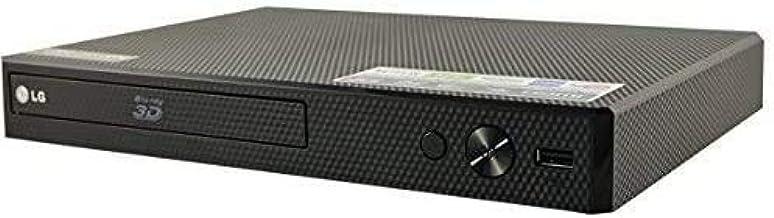 LG BPM-35 Region Free Blu-ray Player, Multi Region Smart WiFi 110-240 Volts, 6FT HDMI Cable & Dynastar Plug Adapter Bundle...