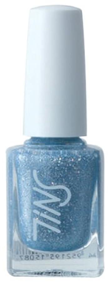 しかしながら慣習ぬいぐるみTINS カラー016(the splash blue)  11ml ネイルラッカー