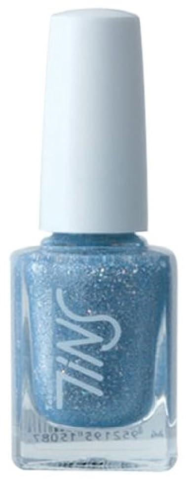 インレイ検査官コンパイルTINS カラー016(the splash blue)  11ml ネイルラッカー