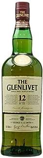 Glenlivet The 12 Years Old Whisky mit Geschenkverpackung 1 x 0.7 l