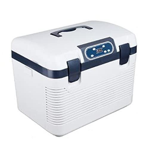 HPRM Frigorifero Auto, Riscaldamento congelato 20L, compressore del Frigorifero, per Riscaldamento di refrigerazione da Picnic, -5~65 Gradi, utilizzato in Auto o all'Interno