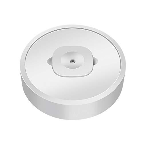 2.8W Mobiele desinfectie-luchtbevochtiger Intelligente ultrasone luchtverstuiver Wit