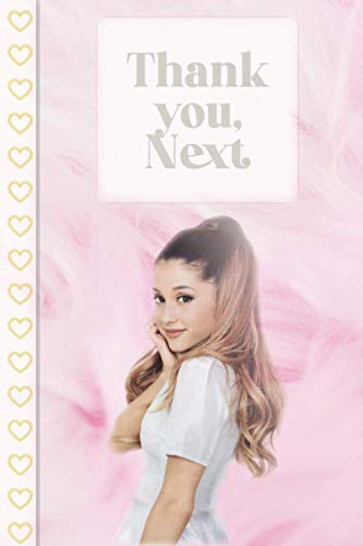 Thank you, Next: Notebook 120 pages | 6' x 9' | College Lined Pages | Journal | Diary | For Students, Teens, and Kids | For School, University, and Home | Simple Appreciation Gift
