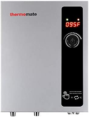 Tankless Water Heater Electric 18kW 240 Volt thermomate On Demand Instant Endless Hot Water product image