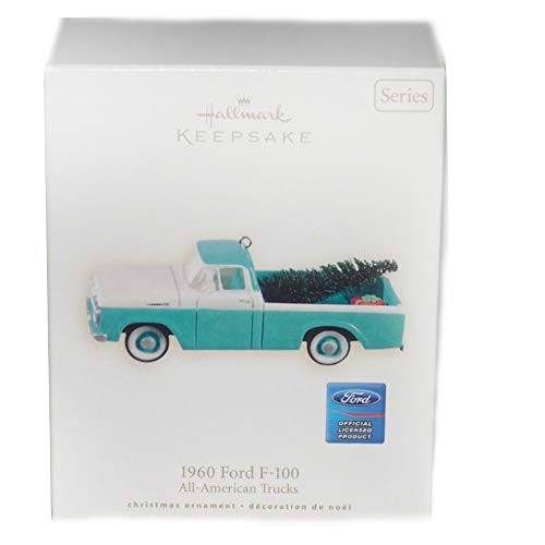 Price comparison product image 2008 Hallmark Keepsake Ornament,  All American Trucks 14