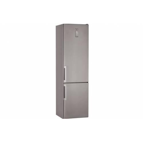 Whirlpool BSNF 9582 OX Libera installazione 325L A++ Acciaio inossidabile frigorifero con congelatore