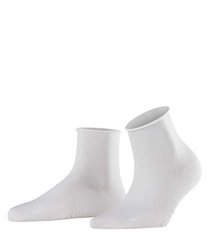 FALKE Damen Kurzsocken Cotton Touch 3er Pack, Größe:35-38;Farbe:White (2009)