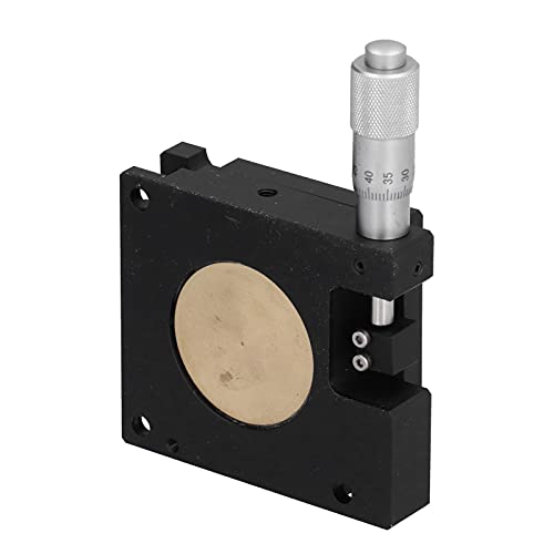 Étape de traduction, plate-forme de déplacement de résistance de charge stable de 29,4 N pouvant être portée pour la demande industrielle
