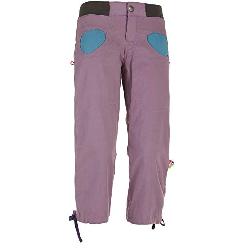 E9 Damen Onda Story 3/4 Hose, Heather, XS