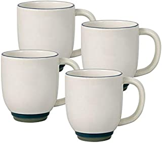 Pfaltzgraff Ocean Breeze Set of 4 Mugs, 12-Ounce