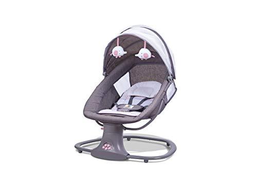 Cadeira de Balanço Techno - Rosa - 8106