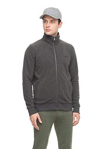 Ragwear Zipper Herren TRAYNE 1922-30022 Grau Grey 3000, Größe:M