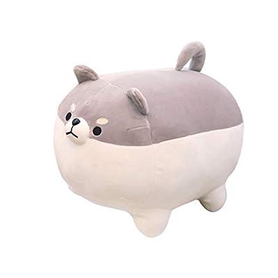 WULTOP Anime Shiba Inu Plush Stuffed Sotf Pillo...