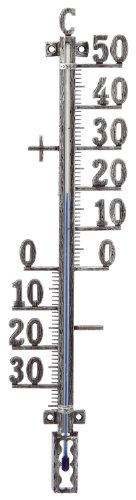 TFA Dostmann 12.5002.50 Analoges Auenthermometer, 12-5002-50, Altzinn