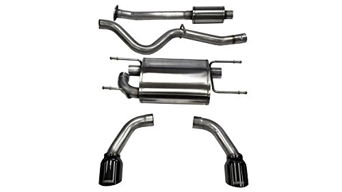 CORSA 14864BLK Cat-Back Exhaust System