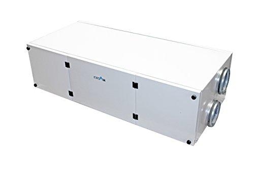 Klimabox EuroAir mit internem Bypass, Heiz- & Kühlregister, 500 m³