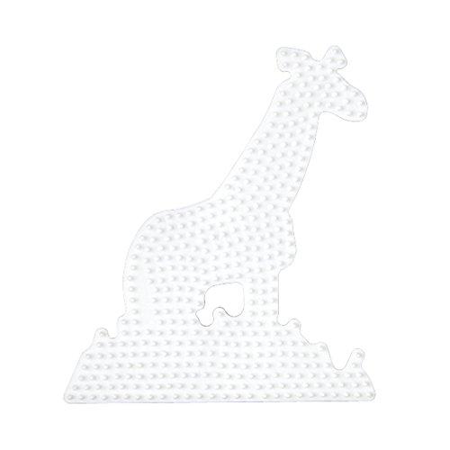 Hama 292 Bügelperlen Gr.P. Giraffe, Schreibwaren, weiß