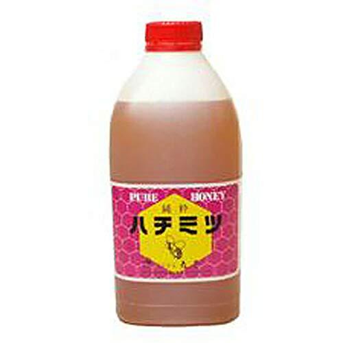 【業務用】 純粋 ハチミツ 2.4kg 蜂蜜