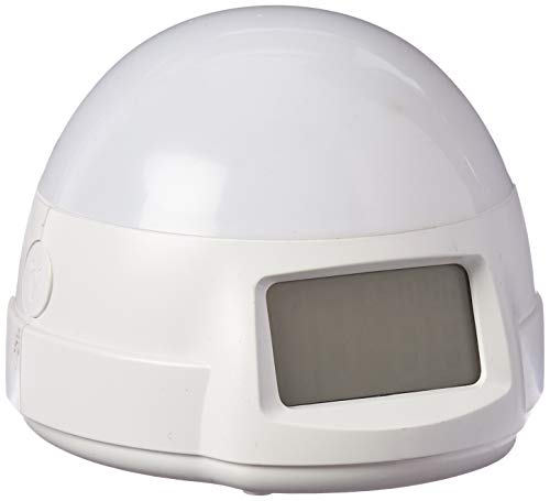 Timelink Deluxe Color Changing Electric Alarm Clock
