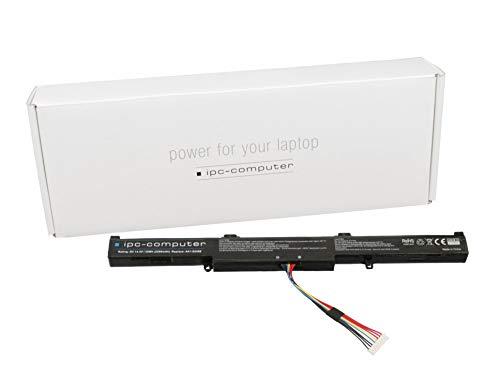 IPC-Computer Akku 32Wh kompatibel für Asus F751SA Serie