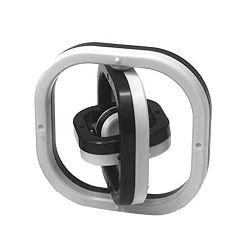 AIHOME Juguete giratorio con punta de dedo, juguete de dedo, dedos ocupados, descompresión de escritorio Flippy Gyro, 3D infinito dedo superior