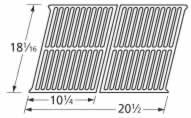 Rectangular Porcelain Coated Steel Wire Cooking Grid