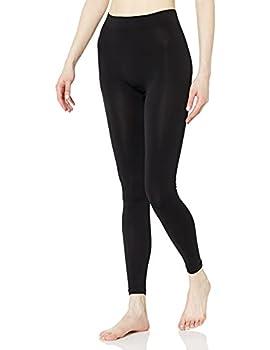 No Nonsense Women s Seamless Legging Black X-Large