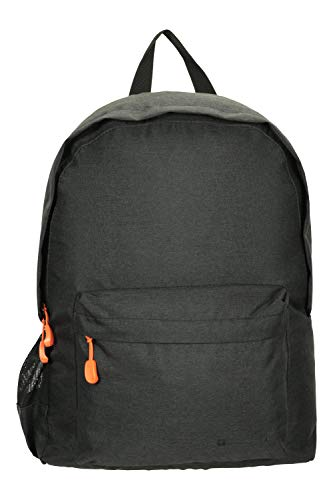 Mountain Warehouse Emprise 15 Litre Backpack - Lightweight Rucksack - For Backpacking & Gym Black