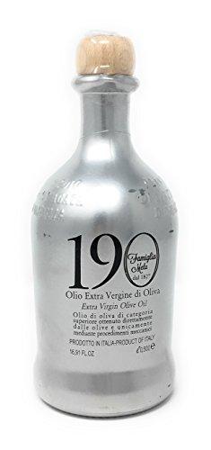 Frantoio Sant'Agata - Aceite de Oliva Virgen Extra Taggiasca 190 anni Famiglia Mela 500ml