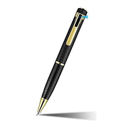 Hidden Camera Spy Camera Pen HD 1080P Camcorder Portable...