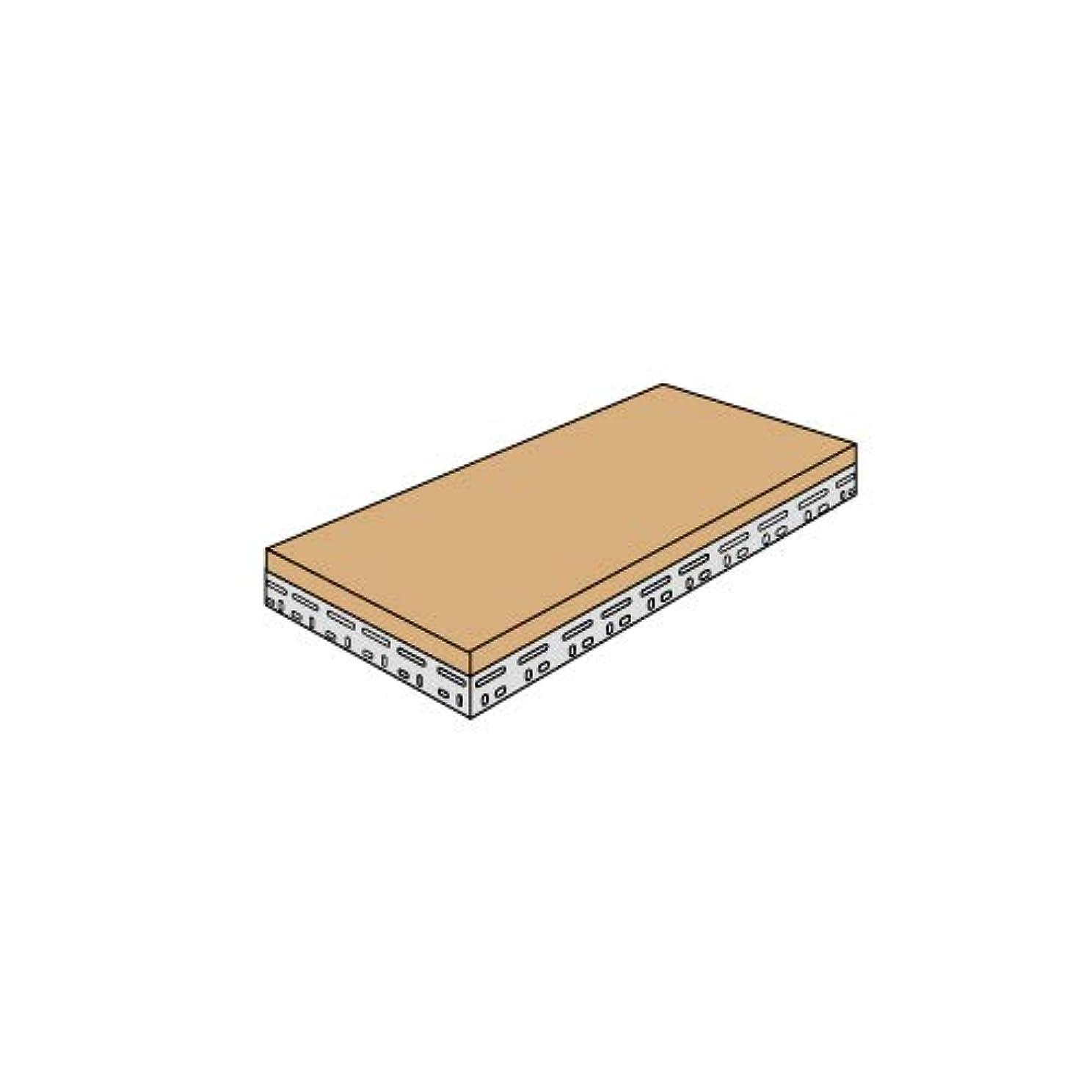 ピラミッド艦隊守銭奴追加板 ボード棚用 幅180×奥行30cm 1段分セット 補強1 グレー