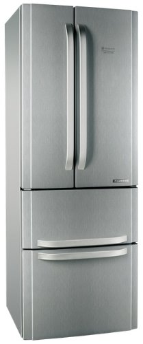 Vorderansicht vom Side-by-Side Hotpoint E4D AAA X C