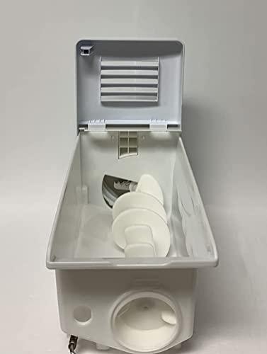 Electrodomésticos Adecuado para el conjunto de cubo de hielo y barrena de Samsung DA97-08223D Accesorios para refrigeradores