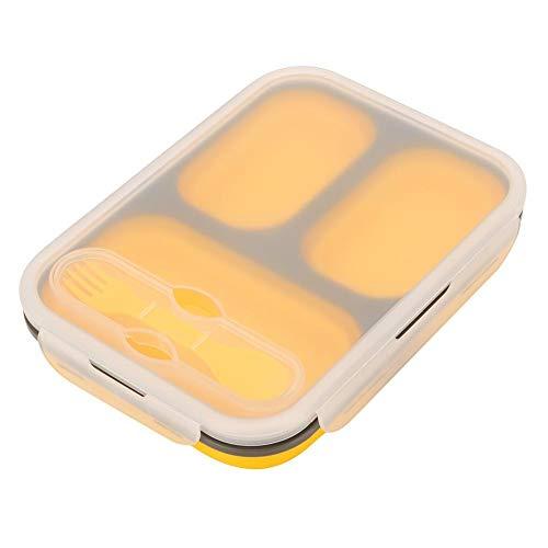 TopinCN Lunchbox voor levensmiddelen, siliconen, bentobag, kinderen, lunch-oplossing, koelbox, verpakking voor oven, magnetron
