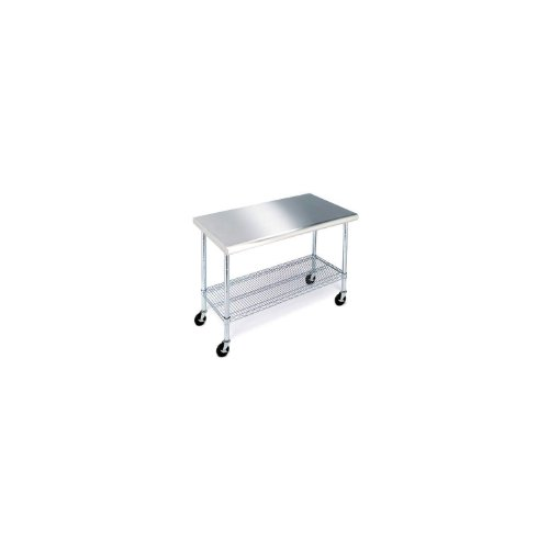 Stainless Steel Work Table - 49'