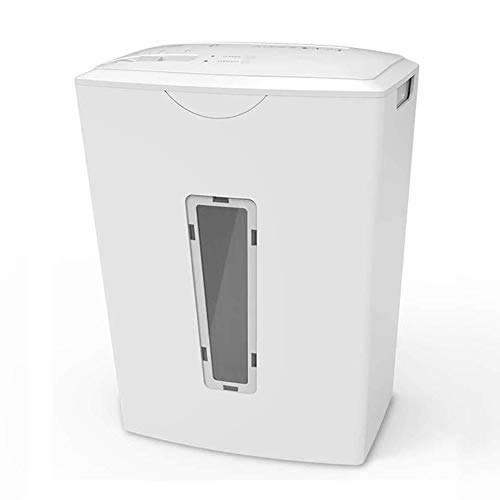 Best Price Electric Mini Shredder,Portable High Power Desktop File Shredder,with Transparent Window,...